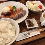 70229238 - 豚テキ定食