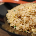 麺屋 銀次郎 - 半炒飯