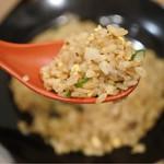 麺屋 銀次郎 - 炒飯