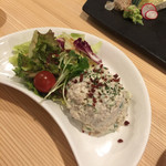 キッチンバウム - ツナまで手作りツナサラダ