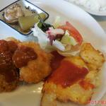 タイニーキッチン - 料理写真:ヒレカツとフライ