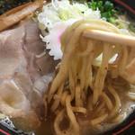 塚本 一盃 - ☆★恒例☆麺AGE♫★☆全粒粉麺