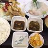 中央食堂 - 料理写真:イカ丸ごと定食