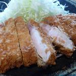 富山豚食堂 かつたま - カツアップ