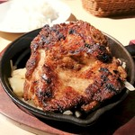 ヱビスバー - 国産鶏のスパイシーグリルチキン 1060円