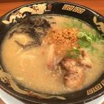 豚とろ - 豚とろラーメン(730円)