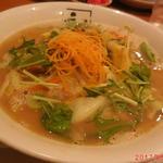 元ちゃん - 野菜ラーメン ¥780(税込)