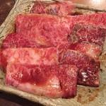 虎の穴 - カルビ タレが美味しい( ˊ̱˂˃ˋ̱ )