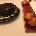 レストラン ラ フィネス - 小菓子
