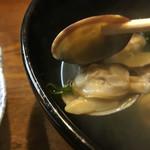 飯田屋 - アサリフト