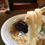 こんぴらうどん - 多分…高松で1番細麺