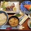 割烹 弥作 - 料理写真:鮪ほほ肉塩焼定食 750円