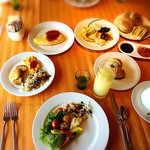 ホテル ミクラス - 料理写真:モーニングブッフェ