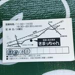 きまっちゃん - ポイントカード