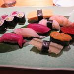よし寿司 - 特上寿司