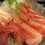積丹浜料理 第八 太洋丸 - 甘エビも定番ですが、店主の目利きで本当に旨いものを!