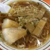 伸龍 - 料理写真:雲呑麺(690円)