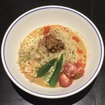 70240176 - ★★★★☆ 冷やし担々麺,1000円。