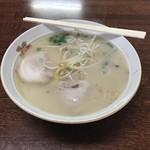黒崎一番 - 料理写真:ラーメン全景。