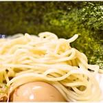 麺処 晴 - 美味しい麺は冷たく〆られても美味♪