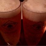 ビストロ・ポワソン・ルージュ - ビール