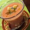 ティア ユミコ - 料理写真:夏の王様アンダルシア風ガスパチョ