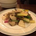 ドラゴン ショクドウ - 野菜ソムリエ厳選 野菜の塩味いため