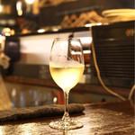 バール aBuku - ☆Rustenberg Chardonnay 900円