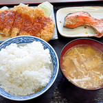 一楽 - 料理写真:マイ日替り定食