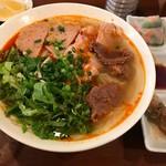 ベトナム料理 ホァングン - ブンボーフエ