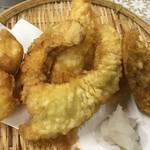 かど徳 - 料理写真:天ぷら盛り合わせ