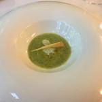 70246427 - ズッキーニの冷製スープ