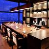 レストラン グリルテーブル ウィズスカイバー - 内観写真: