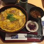 とり五鐵 - 名古屋コーチン親子丼 ¥1,550-