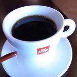 オステリアサンテ - コーヒー