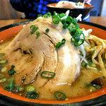 麺屋 一本気 - みそらー麺(2011年3月)