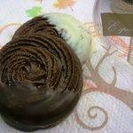 TAIRA - 料理写真:クッキー、サクサクで チョコの香りが最高です☆