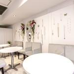 ARUCAMO cafe - ゆったりとしたボックス席も有