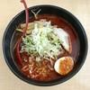 松㐂龍 - 料理写真:激辛醤油ラーメン、700円です。