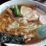 海 - 料理写真:らーめん¥650