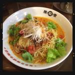 陳麻家 - 冷やし坦々麺 690円
