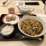 70254550 - 週替わり麺ランチ(1030円)