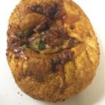 ブーランジェリー ノブ - 焼きトマトカレーパン