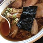 つかさ・麺・味・宴 - チャーシュー麺700