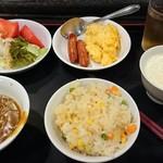 ウェルビー - 朝食(洋食)