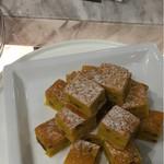 ガーデンレストラン オールデイ ダイニング - 南瓜と小豆のパウンドケーキ