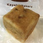 カヤバベーカリー - 焼きとうもろこしのミニ角食