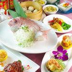 CANAE China 福龍 - 大切なお客様との宴に、贅沢特選コース ※写真はイメージです
