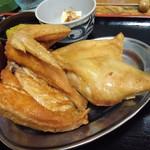 なると - 若鶏定食(1200円)