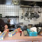 ひろ - 厨房